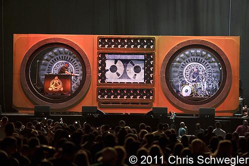 Travis Barker - 04-02-11 - I Am Music II Tour, Palace Of Auburn Hills, Auburn Hills, MI