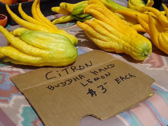 Buddah Hand Lemons