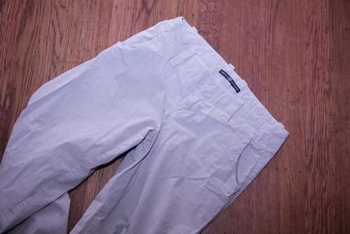 Gap pants.