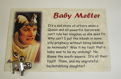 Baby Melter Card