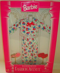 PJ  flowers (napudollworld) Tags: fashion ebay sale barbie lingerie avenue mattel pajama