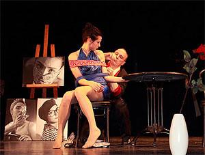 Лаура и ее безумные мужчины, Елена Силантьева