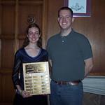 2009 recipient, Jolie Roat -