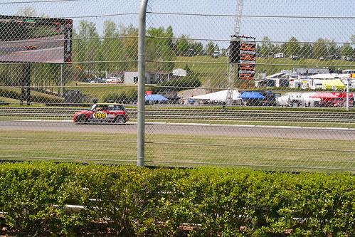 Barber Motorsports Race