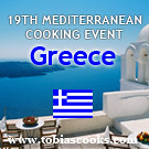 19th Mediterranean cooking event - GREECE - tobias cooks! - 10.04.2011-10.05.2011