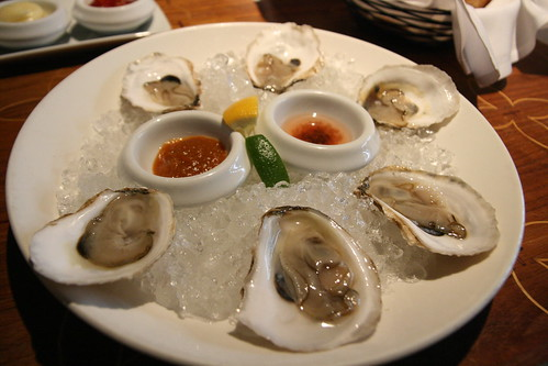 Oysters at Eleven