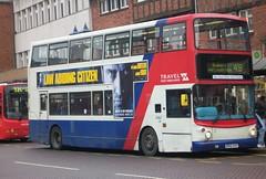 Travel West Midlands Dennis Trident 2/Alexander ALX400 4362 (BX02 AVV) (john-s-91) Tags: solihull travelwestmidlands route49 4362 lawabidingcitizen alexanderalx400 dennistrident2 bx02avv