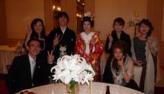 東先生・結婚式1