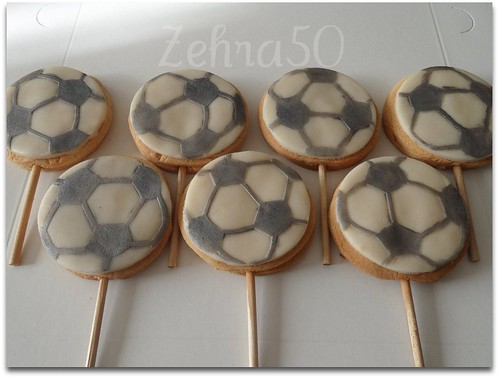 Butiek top kurabiyeler