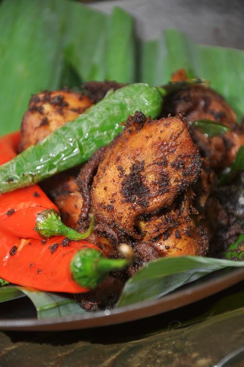 Ayam Goreng Kampong Tanjung Malim