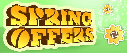 'Heads-Up' Game Store Update - SCEE Spring Offers 2011