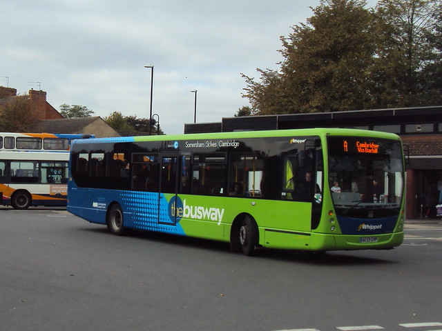 whippet busway