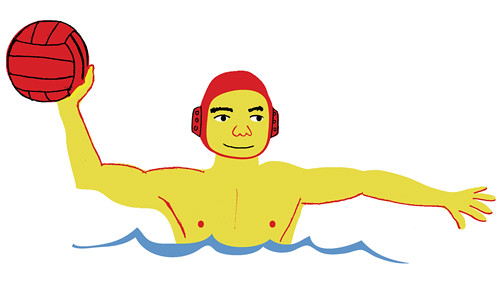 Olympic illustrations by ardillustration