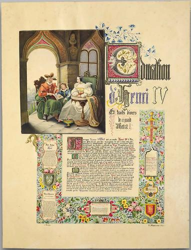 015- L'album du moyen-âge 1836- Jean Midolle