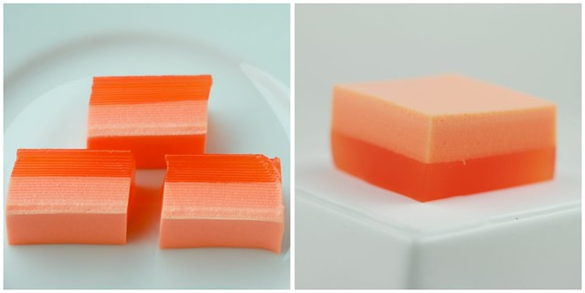 Orange Creamsicle collage