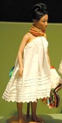 Amuzgo Doll Mexico (Teyacapan) Tags: costumes museum mexico dolls map collection mexican oaxaca guerrero echeverria trajes munecas zuno amuzgo