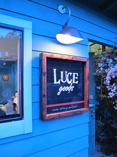 too legit! open for business... by luce goods