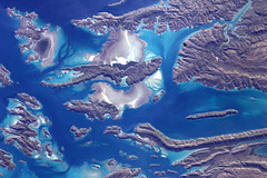 Kimberley coastline, Western Australia (magisstra) Tags: islands nasa coastline kimberley westernaustralia iss esa internationalspacestation earthfromspace europeanspaceagency expedition27 magisstra