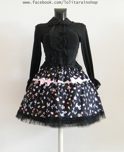 BtSSB Pony in Sweet Dreams black skirt