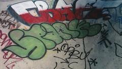 (Pastor Jim Jones) Tags: graffiti skatepark kfc spank htf