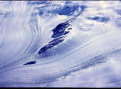 BAFFIN ISLAND GLACIER 1971 (dickanollie) Tags: copyright d glacier richard baffinisland august1971 kirkley voigtlandervitomaticii arctic1971 enroutetothulegreenland