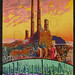 Herzig 1925 Chemin de fer Algeriens Timgad 73x104 imp Bacconnier