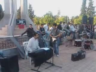 فيديو:احتجاج فني يوم 17 أبريل - حركة شباب 20 فبرابر تيزنيت