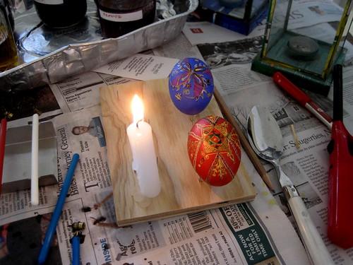Egg Two Gets Its Fourth Dye Job