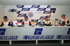 Rueda de Prensa Stock Extreme-Jerez