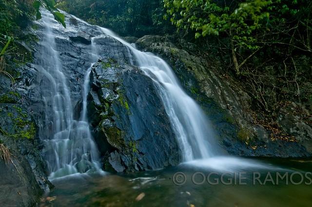 Claveria - Mabnang Falls Cascade Landscape