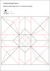 Fiore Geometrico - Geometric Flower (crease Pattern)
