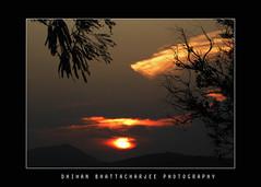 Sesh belar chobi..~sunset~ (Dhiman Bhattacharjee) Tags: sunset india kailash kolkata vizag giri supershot dhimanbhattacharjee