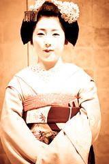 (Stphane Barbery) Tags: japan kyoto maiko geiko geisha   japon