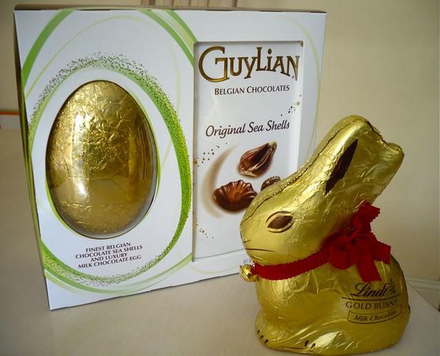 Easter chocs
