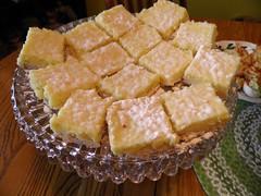 Lemon Bars (rabidscottsman) Tags: scotthendersonphotography easter food lemon dessert citrus powderedsugar socialmedia