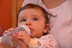 Look & Drink (ThomasKohler) Tags: baby cute face look milk bottle gesicht child view drink sweet moloko albert kind trinken blick flasche suess milch niedlich nuckelflasche trinkflasche