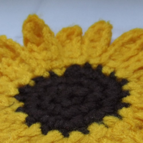Sunflower Doily - Free Patterns - Download Free Patterns