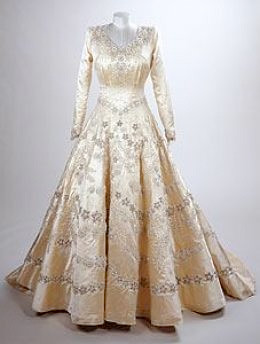 Royal Wedding Dress - Elizabeth.2