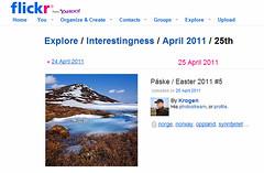 Explore 25-04-2011 (Krogen) Tags: nature norway landscape norge natur norwegen explore april noruega scandinavia krogen landskap noorwegen noreg skandinavia oppland synnfjellet nordreland olympusep2