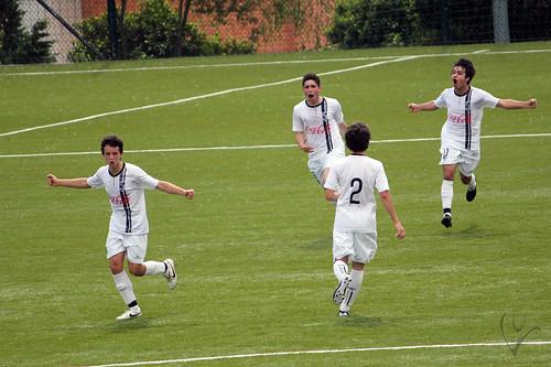 Torneio Internacional Sub-17: Vitória-Académica