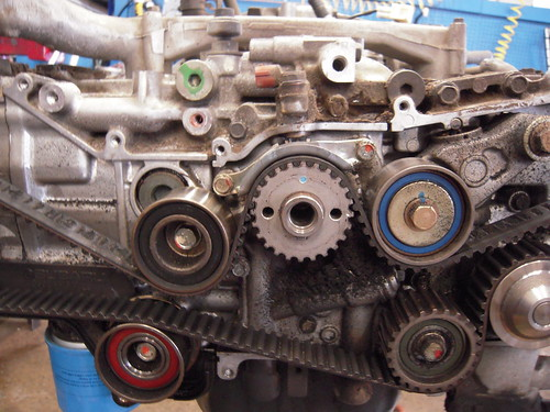Subaru Timing Belt Guide