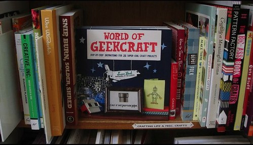 World of Geekcraft at Booksmith