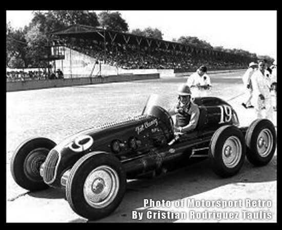 Pat Clancy Special_Billy DeVore_Indy #1948