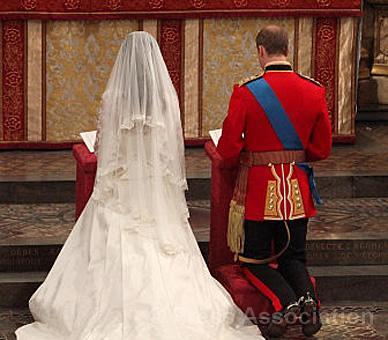 พิธีเสกสมรส เจ้าชายวิลเลียม และ เคต ดัชเชสส์แห่งเคมบริดจ์ 29/04/2011 5669040007_47f266683c_z