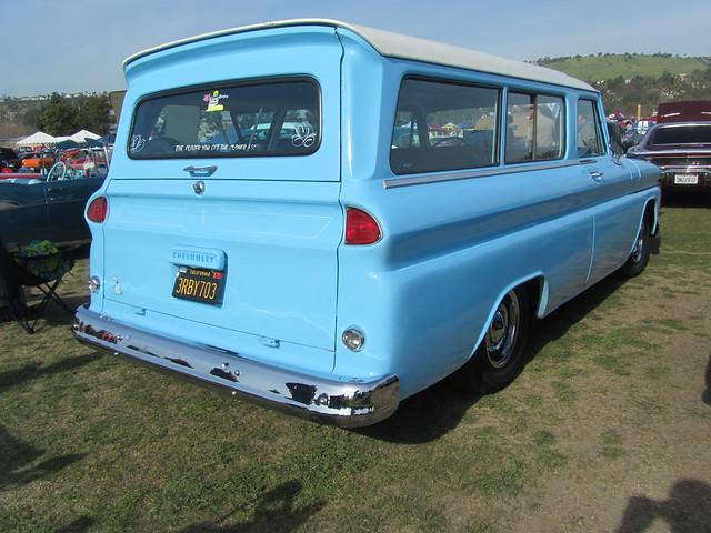 chevrolet suburban 1966 custom