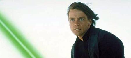 Luke sin flequillo