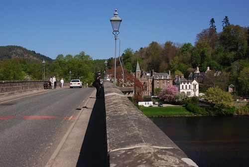 Bridge over the Tay at Dunkeld