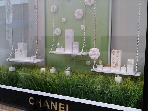Chanel Swings
