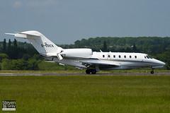 G-CDCX - 750-0194 - Private - Cessna 750 Citiation X - Luton - 100602 - Steven Gray - IMG_3030