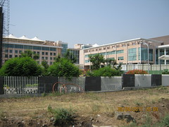 Tech-Mahindra, neighbor of Megapolis, Hinjewad...